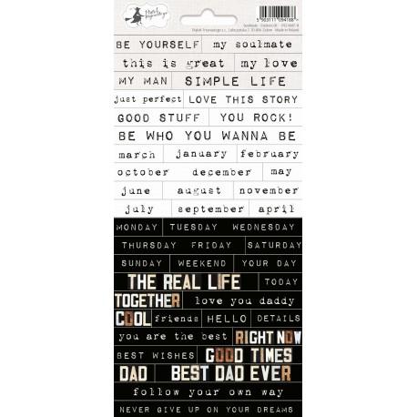 Sticker sheet -Soulmate 01