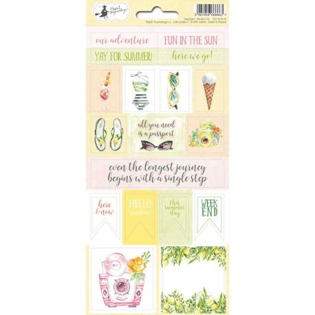 Sticker sheet - Sunshine 02