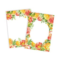Set of cards - Sunshine /10pcs