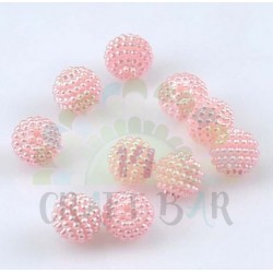 Pearl Beads 10 mm - PINK