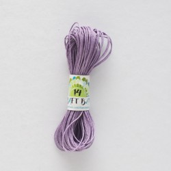 Natural Hemp Cord/LILAC