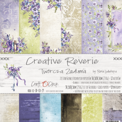 Scrapbooking Papers - Creative Reverie (12x12)