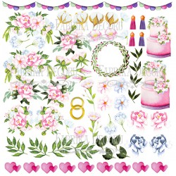 Scrapbooking Papers -Provence (12x12)