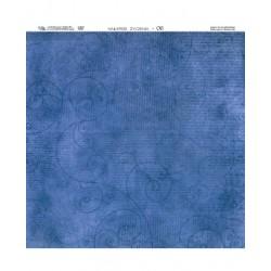 12x12 Scrapbooking Paper - BEST WISHES 06
