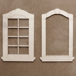 Chipboard -  Window 03