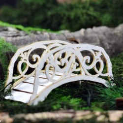Chipboard -  Fairy Bridge /3d