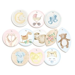 Tag Set - BABY JOY / 11pcs
