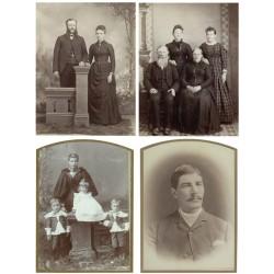Ephemera cards / Postcard Set - VINTAGE PHOTO SET