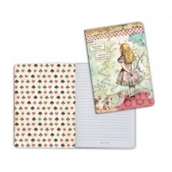 Art journal /Notebook A5 - ALICE