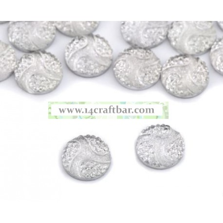Crystal Rhinestones 10 mm - TYPE 02
