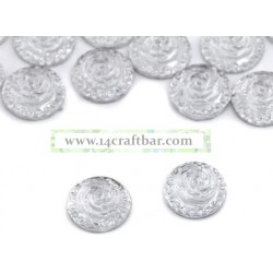 Crystal Rhinestones 10 mm - TYPE 03