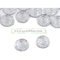 Crystal Rhinestones 10 mm - TYPE 03