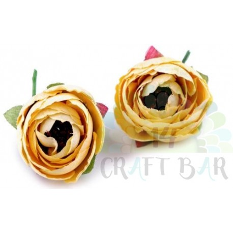 Artificial Flower Bud / CREAM