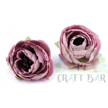 Artificial Flower Bud / VINTAGE PINK