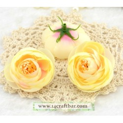 Silk Flower Bud / 5cs
