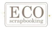 ECO scrapbooking